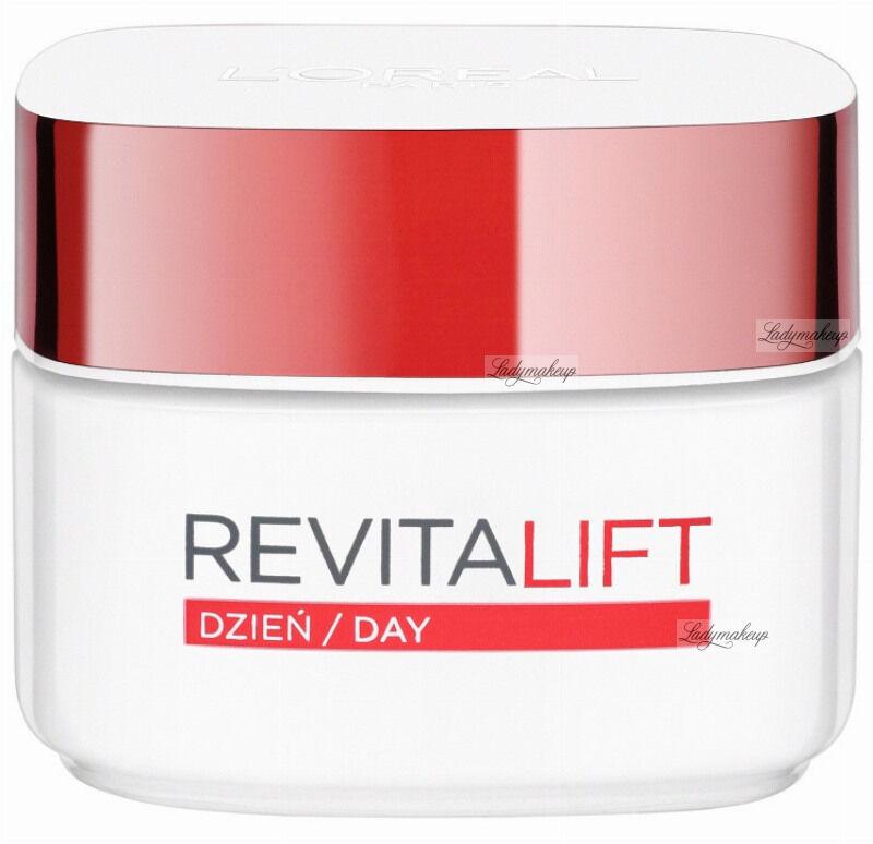 L''Oréal - REVITALIFT - Przeciwzmarszczkowy i silnie ujędrniający krem na dzień - 50 ml - 40+