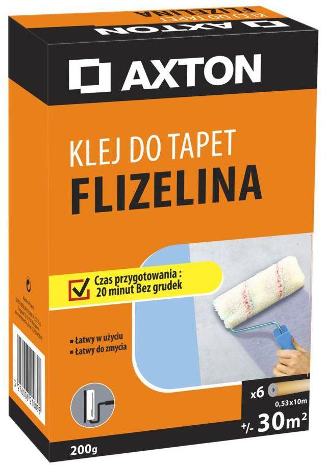 Klej do tapet flizelinowych 200 g AXTON