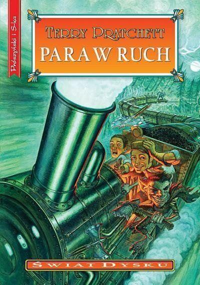 Świat Dysku - Para w ruch - Terry Pratchett