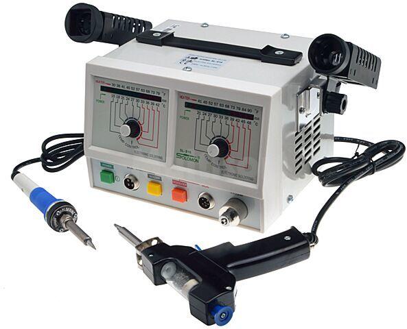 Stacja lutująco-rozlutowująca analogowa 50W 150 420 C 230VAC