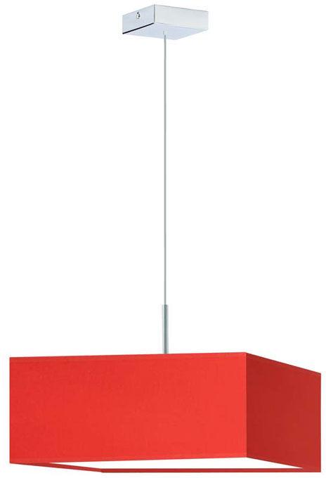 Żyrandol nad stół na chromowanym stelażu - EX858-Bogoti - 18 kolorów