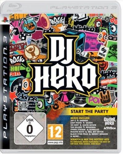 DJ Hero Bundle PS 3