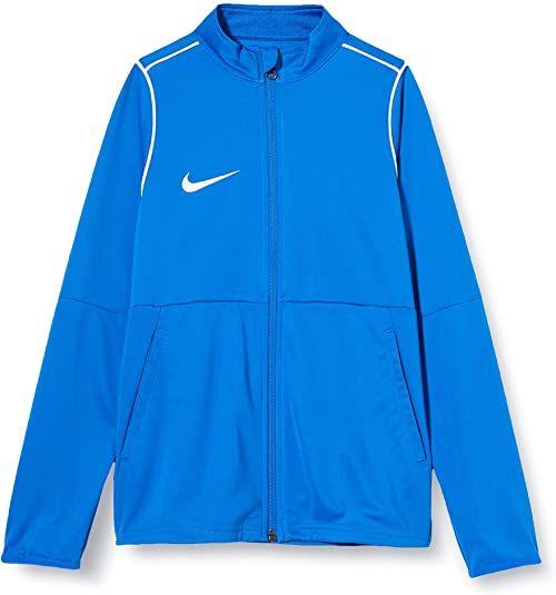 Nike Kurtka sportowa dla dzieci Y Nk Dry Park20 Trk Jkt K niebieski niebieski/biały/biały 16-22