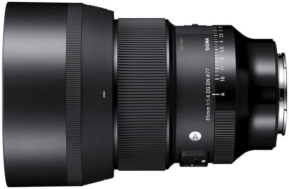 Obiektyw Sigma Art 85mm f/1.4 DG DN Sony E