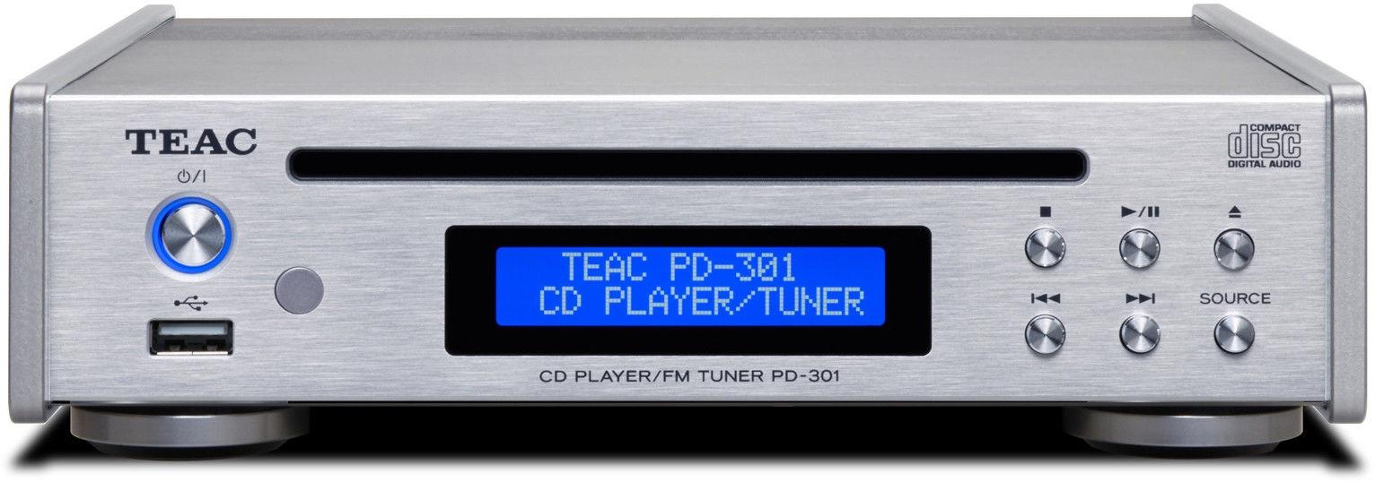 TEAC PD-301DAB-X-S - srebrny +9 sklepów - przyjdź przetestuj lub zamów online+