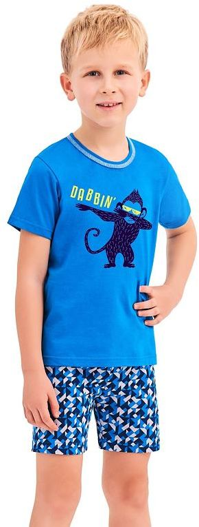 Piżama chłopięca Damian małpka