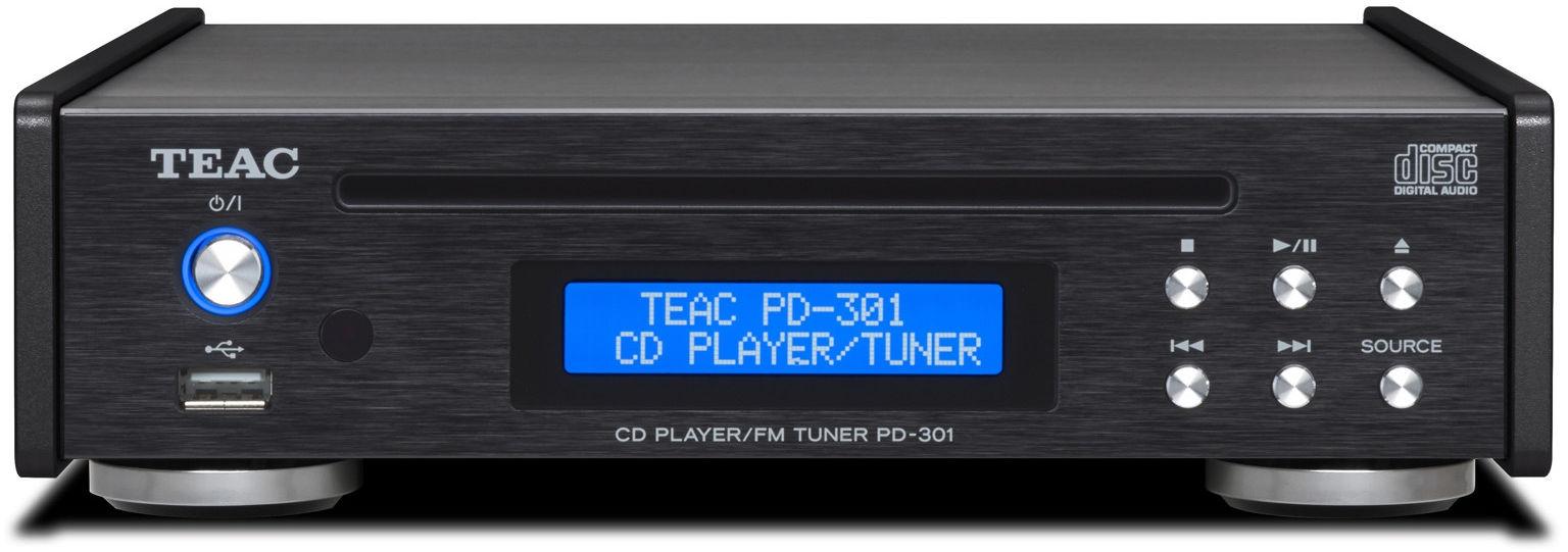 TEAC PD-301DAB-X-B - czarny +9 sklepów - przyjdź przetestuj lub zamów online+