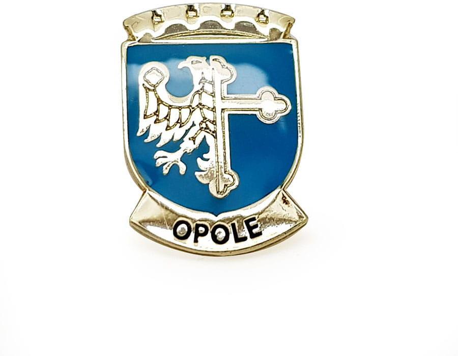 Przypinka herb Opole