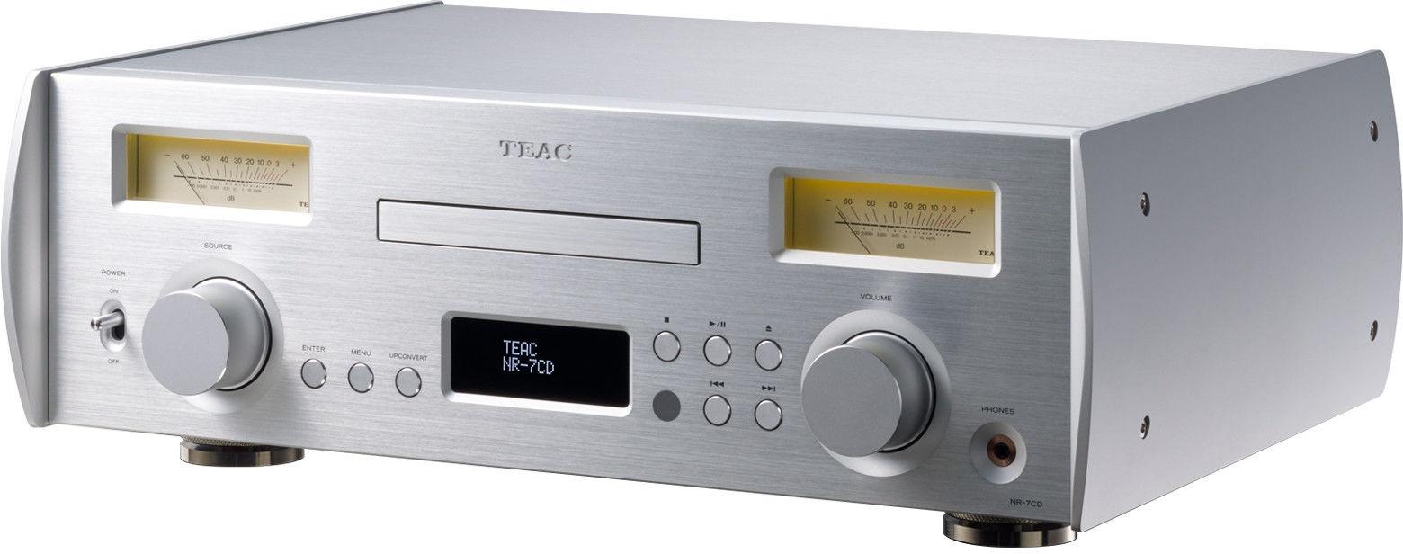 TEAC NR-7CD-S - odtwarzacz sieciowy CD ze wzmacniaczem +9 sklepów - przyjdź przetestuj lub zamów online+