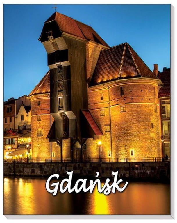 Notes 3D na magnesie Gdańsk Żuraw