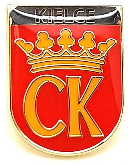 Przypinka herb Kielce