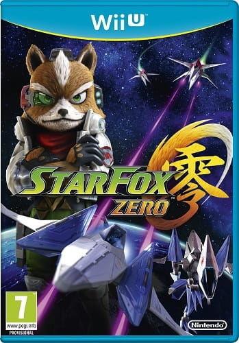 Gra Star Fox Zero (Nintendo WiiU)