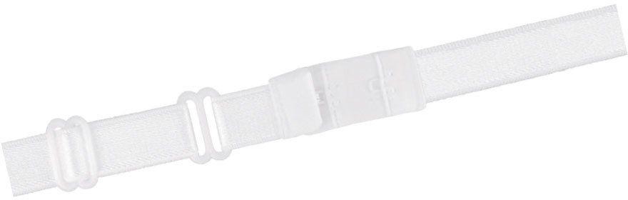 Pasek obniżający zapięcie biały BA 05