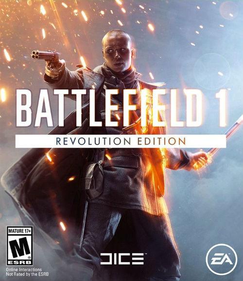 Battlefield 1 Rewolucja (PC) klucz Origin