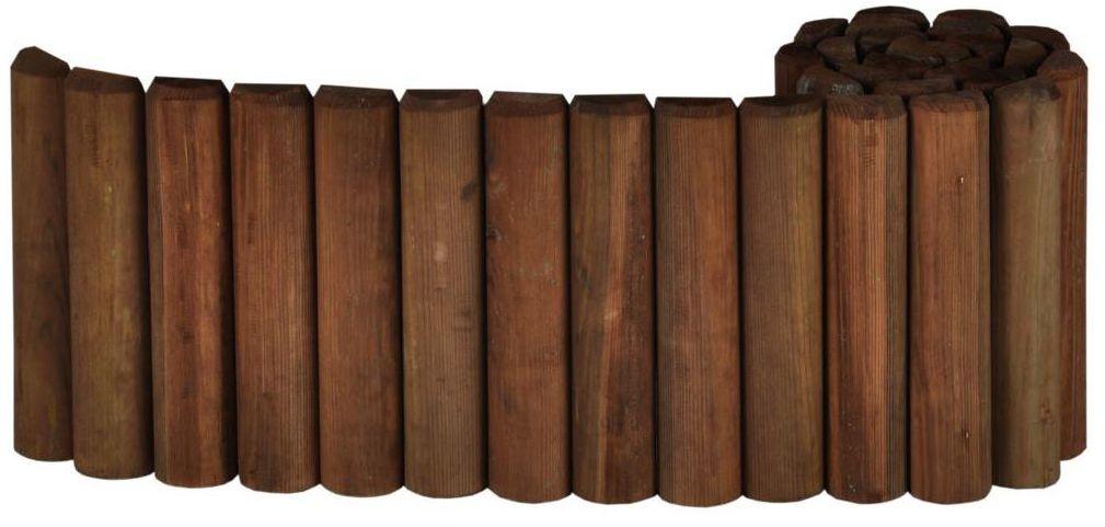Rollborder 200 x 30 cm drewniany NIVE NATERIAL