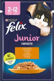 FELIX Junior Kurczak w galaretce - saszetka 85g