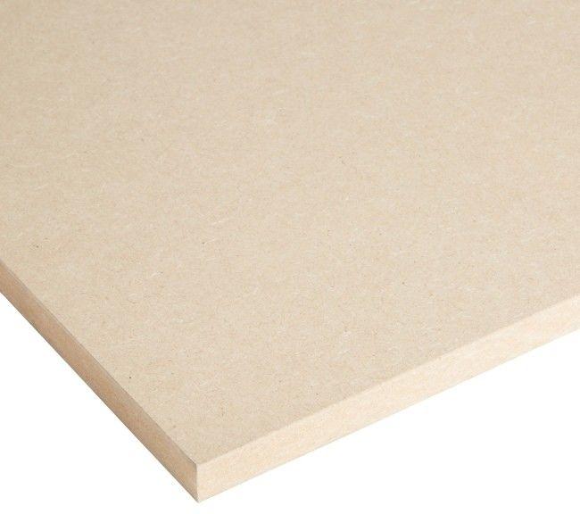 Płyta MDF formatka 1200 x 600 x 12 mm