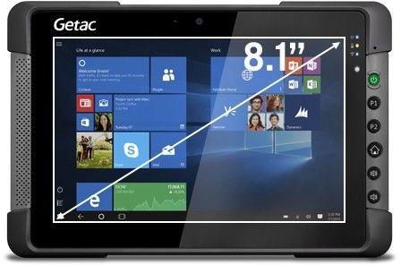 Tablet Getac T800 G2 Basic