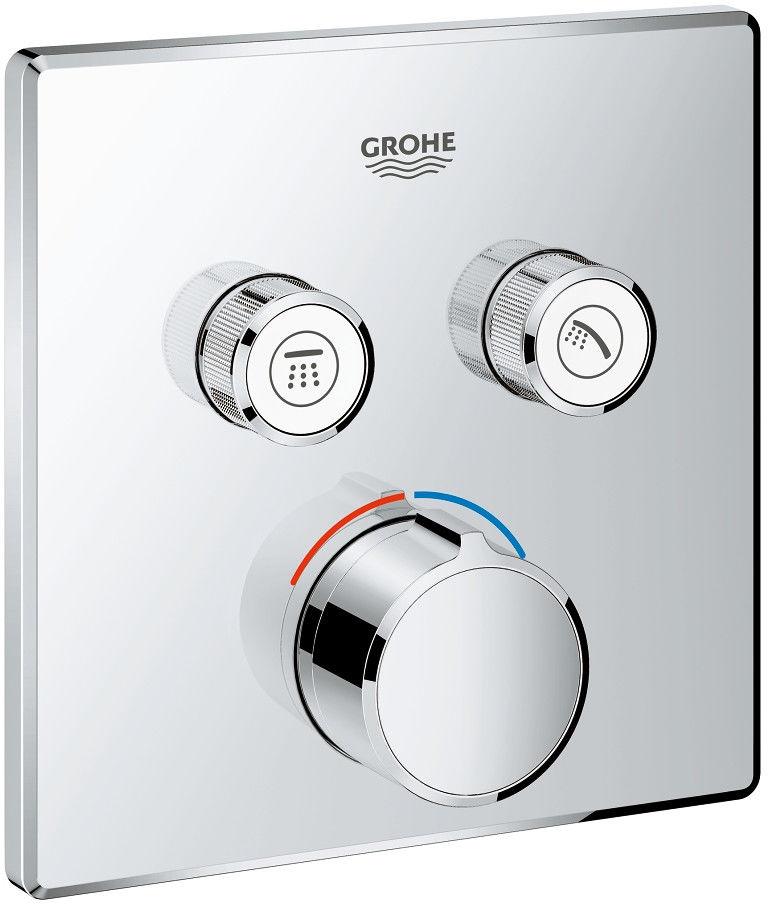 SmartControl Grohe bateria prysznicowa podtynkowa chrom - 29148000 Darmowa dostawa