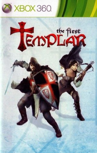The First Templar X360 Używana