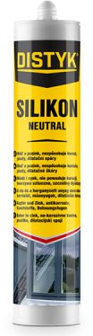 Silikon neutralny Distyk 280ml