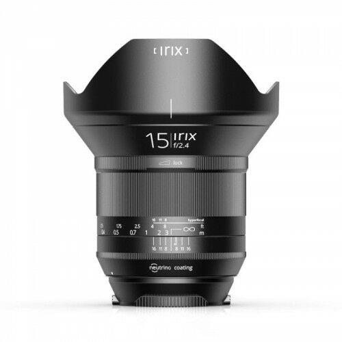 Irix 15mm f/2.4 Blackstone do Pentax