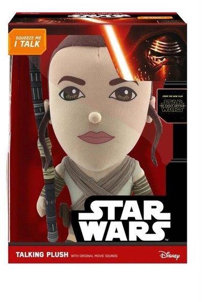 Star Wars. Mówiąca maskotka Rey - Underground