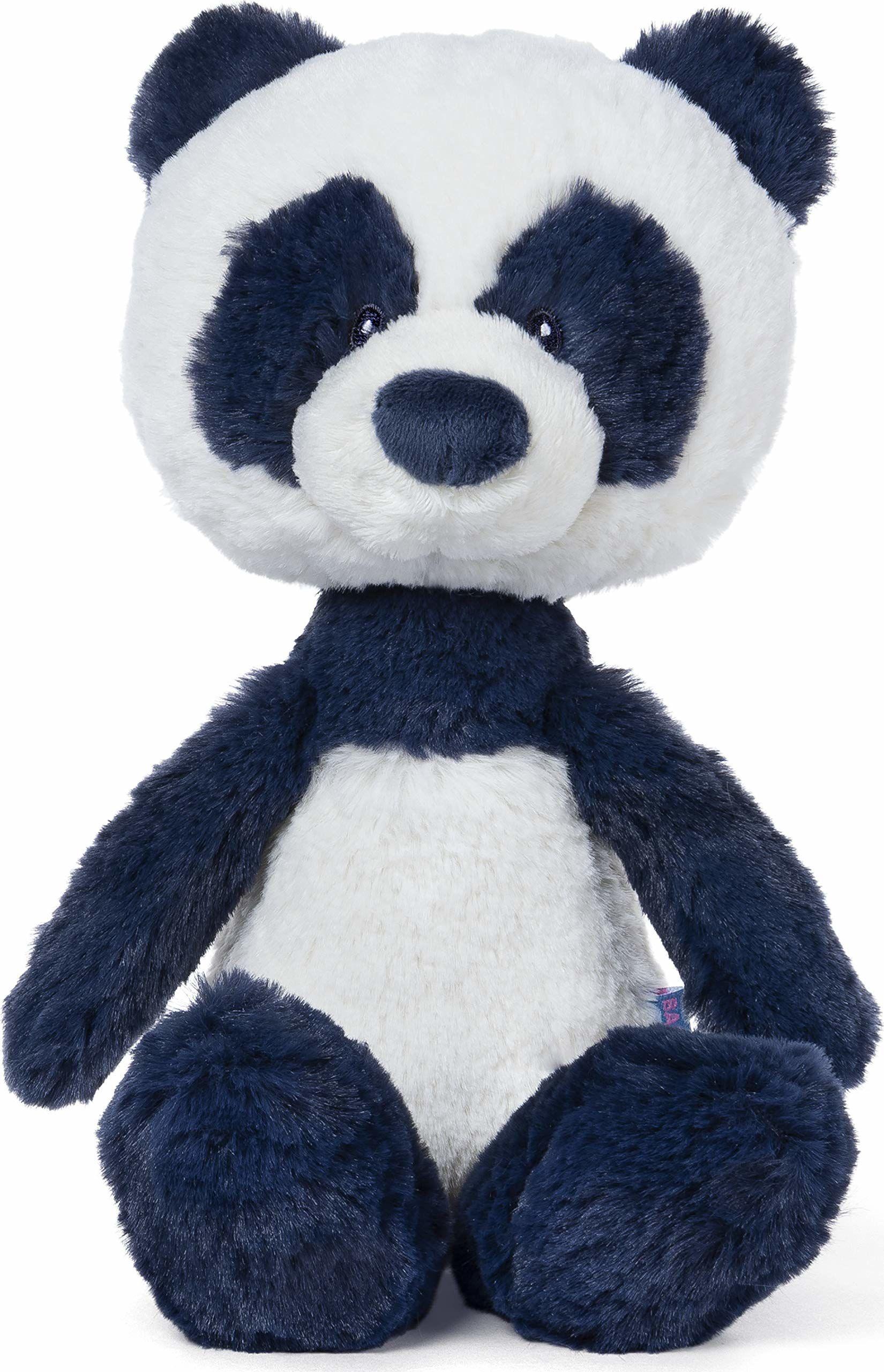 GUND Dziecko wykałaczka Cooper Panda niedźwiedź pluszowe wypchane zwierzę, niebieski, 30 cm