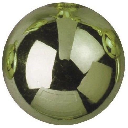 EUROPALMS Deco Ball Dekoracyjne kule, bombki 3,5cm, light green, połysk 48szt