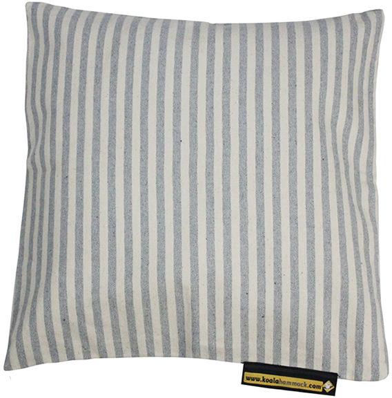 Poduszka hamakowa duża, niebiesko-kremowy HP-2