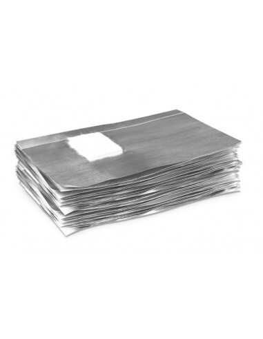 Foil Nail Wraps NeoNail 50 sztuk folie do usuwania hybrydy
