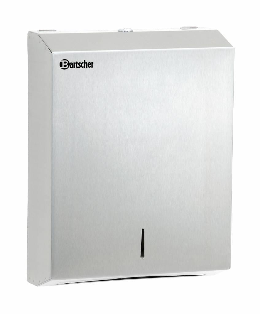 Bartscher Podajnik ręczników papierowych do montażu naściennego - kod 850006