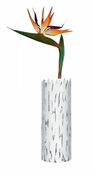 Alessi BARK Wazon do Kwiatów - Biały