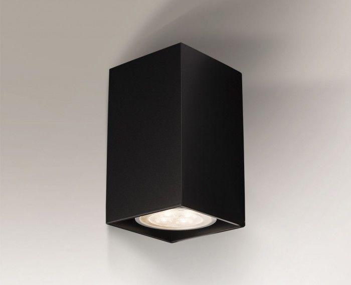 Kinkiet OZU 4401 Shilo czarny
