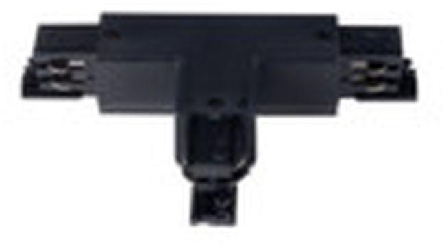 Elementy systemu szynowego TEAR łącznik T TEAR N CON-T LRR-B czarny 33263