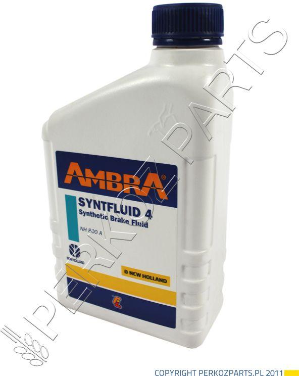 PŁYN HAMULCOWY AMBRA SYNTFLUID 4 - NH800A BAŃKA 1L