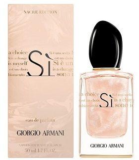 Giorgio Armani Si Nacre Edition woda perfumowana - 50ml Do każdego zamówienia upominek gratis.