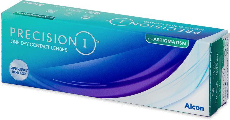 Precision1 for Astigmatism (30 soczewek)
