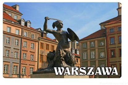 Magnes 2D zmieniające obrazy - Warszawa 1