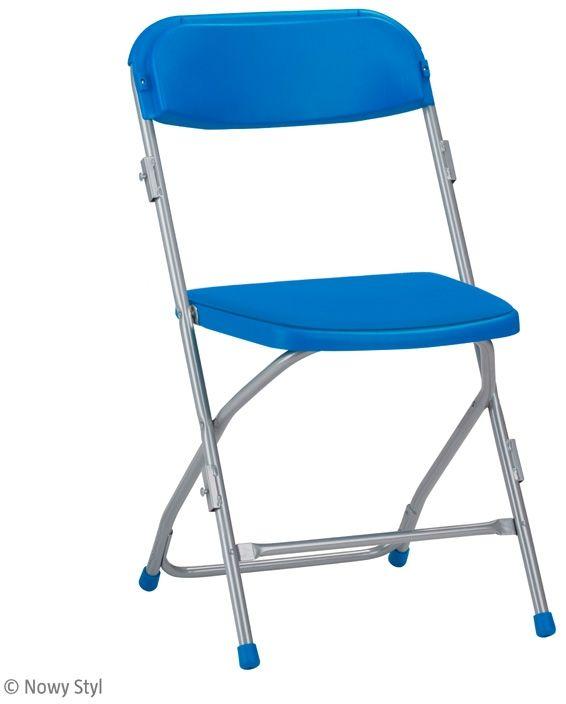 Krzesło składane Polyfold Click Plus Nowy Styl