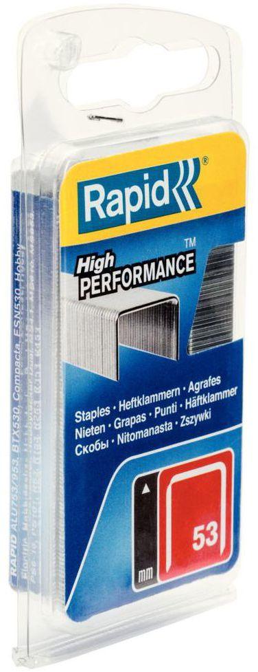 Zszywki TYP53 1080 szt. 11.4 / 6 mm RAPID