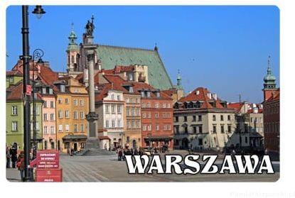 Magnes 2D zmieniające obrazy - Warszawa 2
