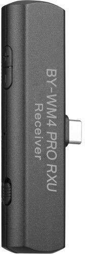 Boya BY-WM4 PRO RXU - bezprzewodowy odbiornik do zestawu BY-WM4 Pro, USB-C Boya BY-WM4 PRO RXU