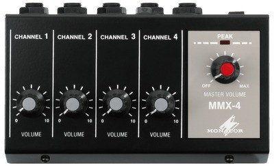 IMG Stage Line MMX-4, miniaturowy mikser audio