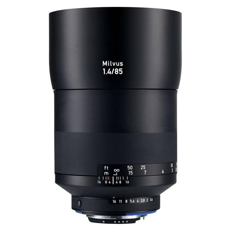 Obiektyw Zeiss Milvus 85mm f/1,4 ZF.2 Nikon