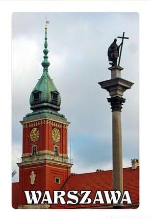 Magnes 2D zmieniające obrazy - Warszawa 3