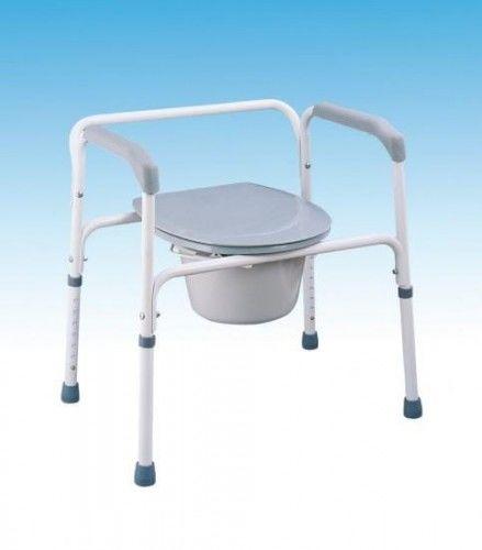 Krzesło toaletowe o dużej szerokości CA 652L