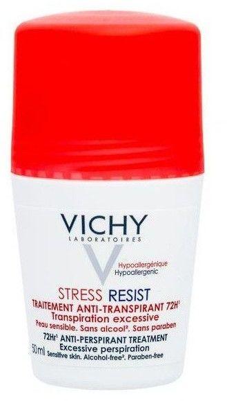 Vichy Deodorant roll-on przeciw nadmiernej potliwości 50 ml