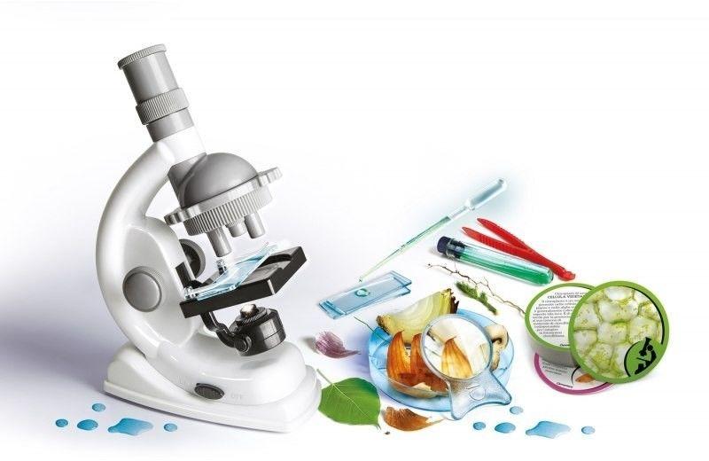 Naukowa Zabawa - Mikroskop powiększenie do 600x
