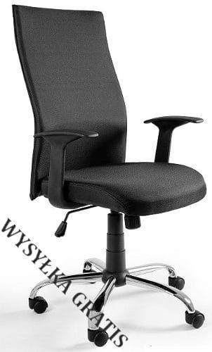 Fotel biurowy BLACK ON BLACK